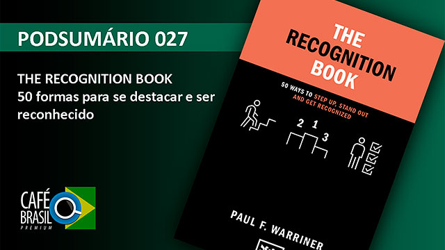 PodSumário 027 - The Recognition Book